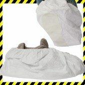 Cipővédő Tyvek alacsony szárú cipővédő, csúszásgátló talppal - 42-46