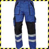 MAX WINTER REFLEX téli - bélelt nadrág kék/fekete