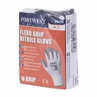 Flexo Grip nitril kesztyű, automatákhoz W7R