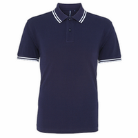 FÉRFI CLASSIC FIT TIPPED POLO /nv/w