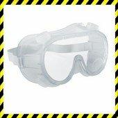 Munkavédelmi szemüveg - FF AS02001 védőszemüveg víztiszta