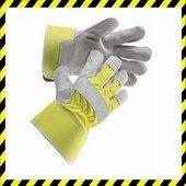 CURLEW HiVis kesztyű sárga 10,5