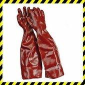 FULVUS FH kesztyű PVC 60 cm Méret 10