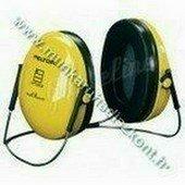 Peltor Optime I fülvédő tarkópántos kivitelben H510B (SNR 27dB)