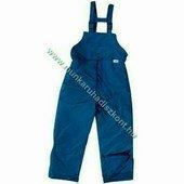 FINO kék kertésznadrág, vízhatlan nadrág