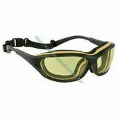 MADLUX 2/1 sárga szemüveg