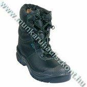 Bélelt munkavédelmi bakancs -MUSCOVITE (S3) magasszárú bőrbakanc