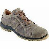 ERMES (S3 CK) nappa bőr cipő, kompozit lábujjvédő és talplemez