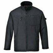Zinc Softshell kabát fekete