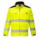 Xenon kabát  sárga