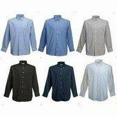 Fruit Long Sleeve Oxford Shirt - hosszú ujjú ing