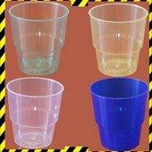 Műanyag pohár 1,75 dl