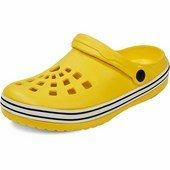 NIGU papucs KIDS  sárga
