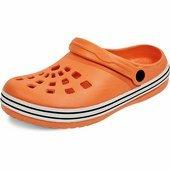 NIGU papucs KIDS narancssárga