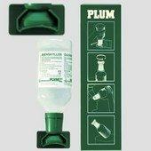 PLUM fali rögzítő egység szemöblítő palackhoz