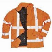 RWS Traffic kabát Narancs