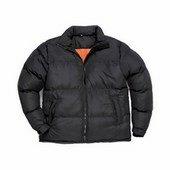 Seattle kabát fekete M méret