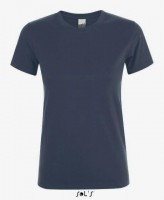 REGENT WOMEN ROUND-NECK T-SHIRT / Mouse Grey