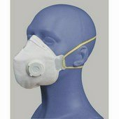 Összehajtható légzésvédelmi maszk SPIRO 02 FFP1 SZELEPES