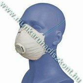 SPIRO 08 FFP2 FORMÁZOTT SZELEPES légzésvédelmi maszk