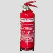 Porral oltó ABC - Tűzoltó Készülék, 1kg