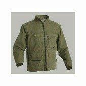UKARI KABÁT Kabát, 100% pamutból, levehető ujj, barna