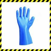 UNIVERSAL kesztyű 35 cm kék