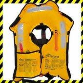 Triton Automata mentőmellény  sárga