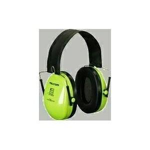 Peltor Fülvédő, Optime I Hi-Viz fluo színű változat H510AGB