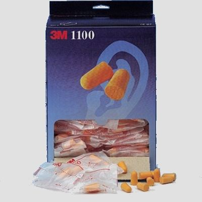 3M 1100 Füldugó gömbölyű végű - 3M 1100