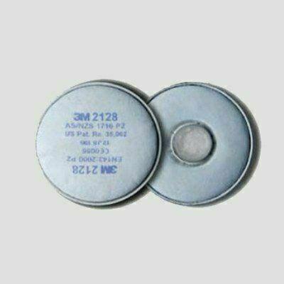 3M P2 aktívszenes szűrőbetét - 3M 2128
