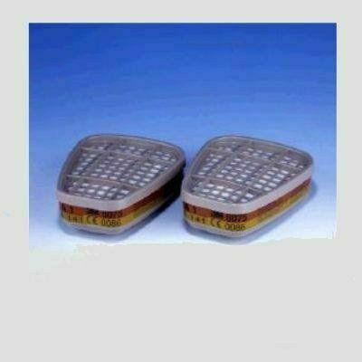 3M A1 részecskeszűrő betét szerves gőzök ellen - 3M 6075