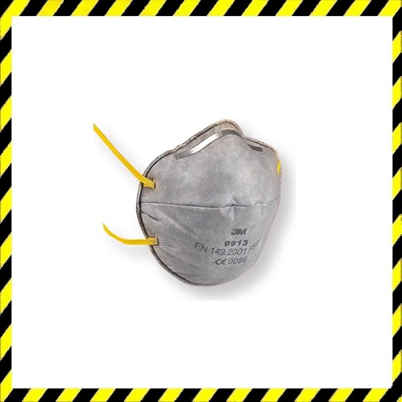 3M 9913 részecskeszűrő FFP1, szerves gáz