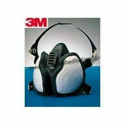 3M FFABE1P3D kombinált fix szűrős fél álarc - 3M 4279 d276b10bd9