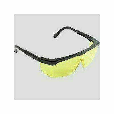 Védőszemüveg TERREY/Nassau szemüveg 5262/ VS 1709 sárga