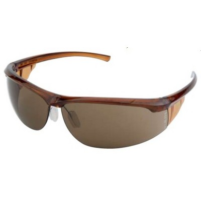 Refine 301 szemüveg barna női keret, karc- és páramentes bronz