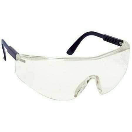 Sablux szemüveg víztiszta, oldalvédős, karcmentes lencse, állíth
