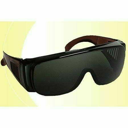Visilux szemüveg, sötétszürke lencse, erős napsütésben ajánlott