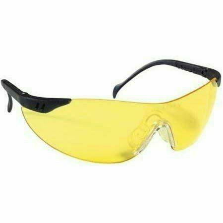 Stylux szemüveg, sárga lencse, állítható hosszúság és dőlésszög