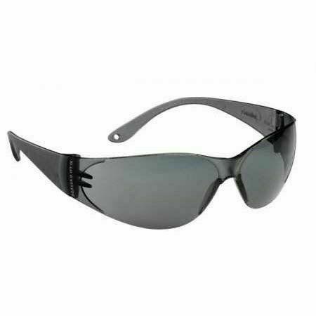 Védő szemüveg Uv védelemmel. Pokelux polikarbonát, sötétített