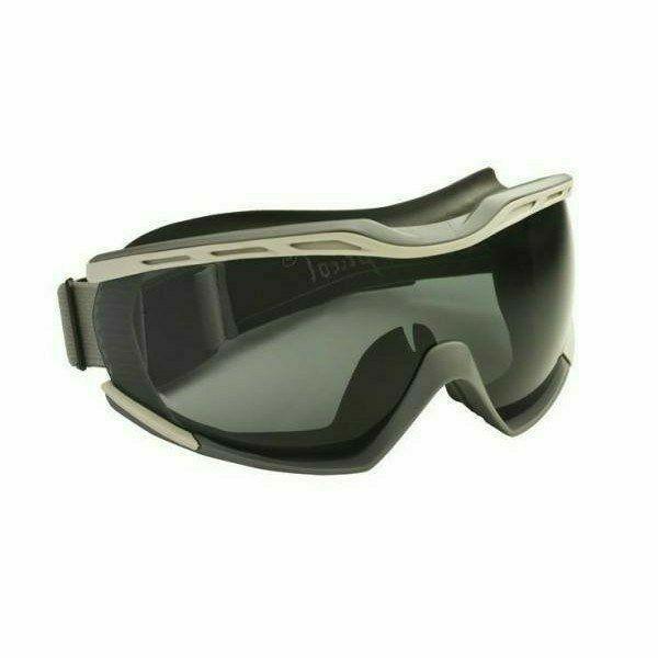 Biolux szemüveg széles látóterű, füstszínű páramentes lencse