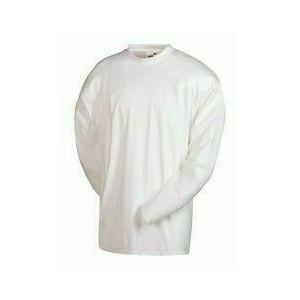 Fruit of the Loom Super Premium Long Sleeve T-hosszúujjú, fehér