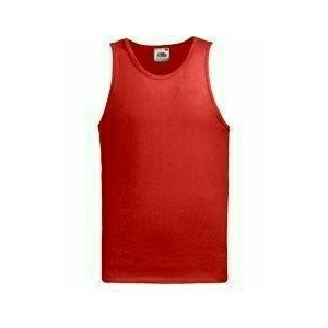 Fruit of the Loom Athletic Vest - Férfi ujjatlan póló