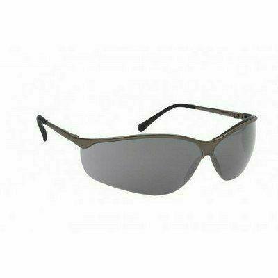 Titalux szemüveg, füstszínű, karcmentes látómezők, hajlékony