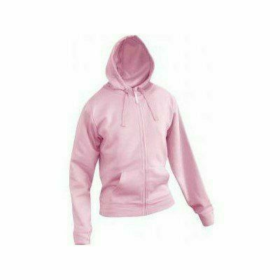 Fruit of the Loom Lady Fit Hooded Sweat Jacket - Női cipzáras