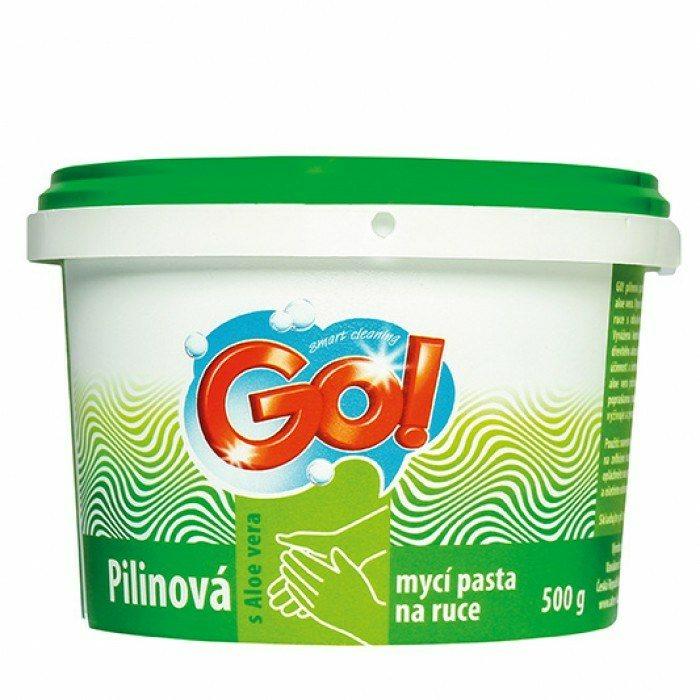 GO! tisztító kenőcs aloe vera 500g