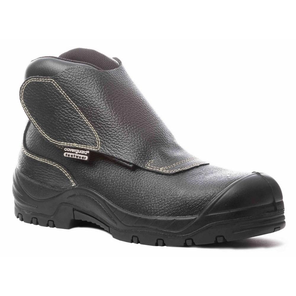 HEGESZTŐ BAKANCS -QUADRUFITE (S3 HRO CK) lábfejvédős bőr bakancs