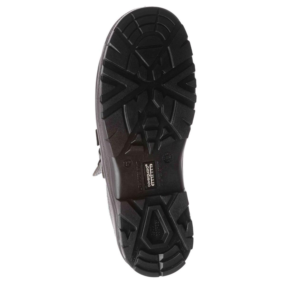 HEGESZTŐ BAKANCS - QUARTZ (S3) lábfejvédős bőr bakancs