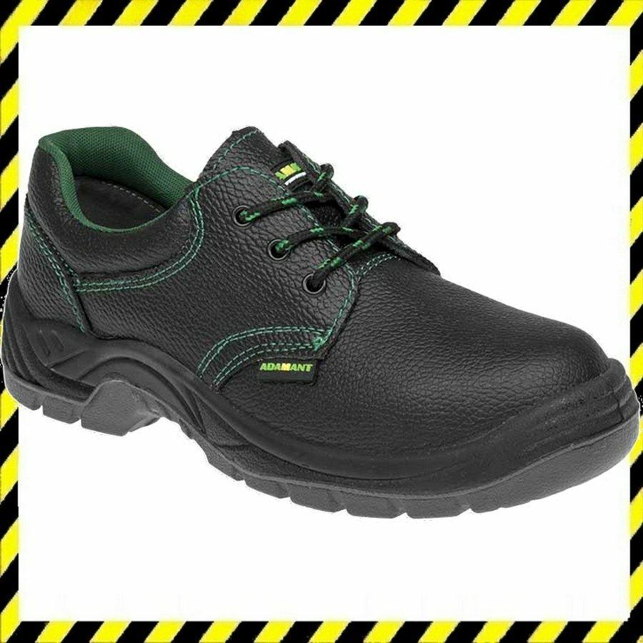 Acélbetétes Cipő ADAMANT S1 - munkavédelmi cipő