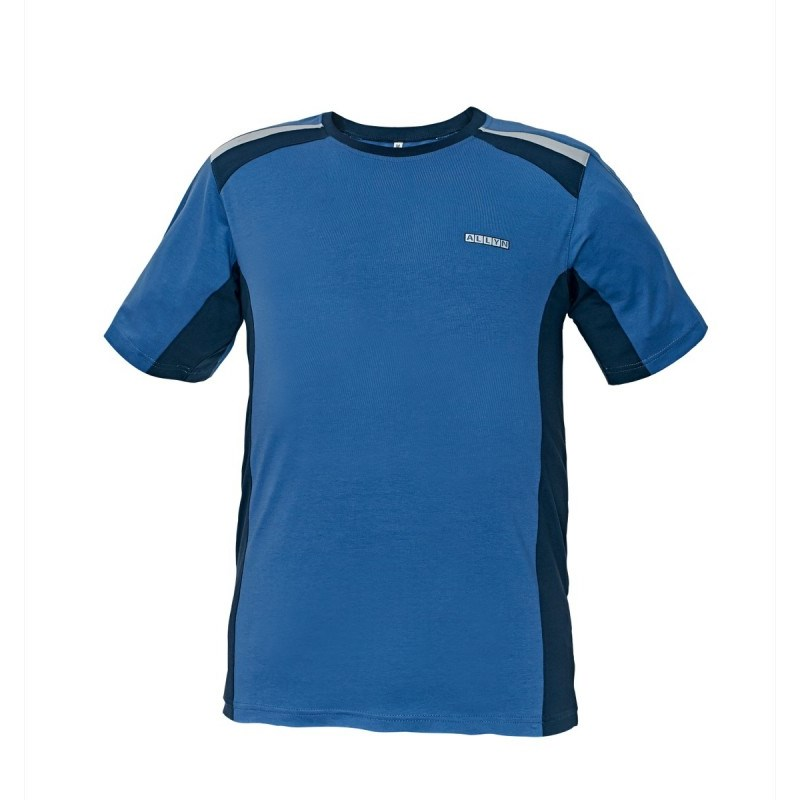 ALLYN NEW T-shirt blue